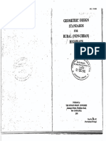 IRC 073-1980 Geometric Design for Rural Highways