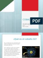 cobalto 60
