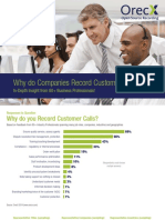 eBook Why Record Customer Calls Final