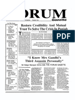 The Forum Gazette Vol. 4 No. 7 April 16-30, 1989