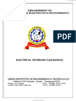 Electrical Technology Manual JWFILES