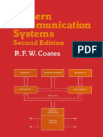R. F. W. Coates Auth. Modern Communication Systems