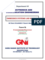 Es Lab Manual for m.tech Jwfiles