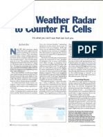 Using Weather Radar