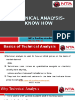 Nifty Trading Academy Review for Basic of Technical Analysis