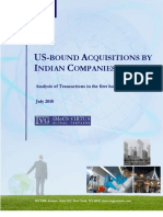 IVG Report - US-Bound Acquisitions in India_0710