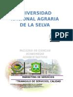 El Triangulo Del Servicio MARKETING