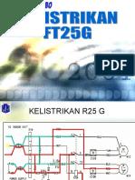 7.KELISTRIKAN FT25G