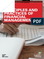 Principles Practices Financial Management