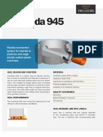 Datasheet Forsheda 945