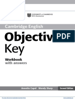 Objective Key2 Elementary Workbook With Answers Frontmatter