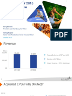 SPR_2015 Q2 Earnings Presentation