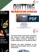Quitting Smoking E