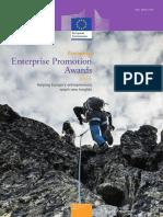 2016 European Enterprise Promotion Awards Compendium