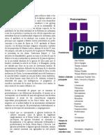 Protestantismo - Wikipedia, La Enciclopedia Libre