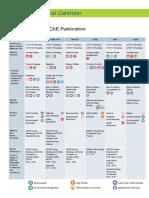 CEP 2017 Editorial Calendar