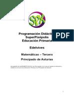 SPX Programación Asturias MATES 3 V1.2