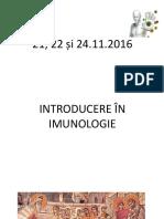 Introducere Imuno