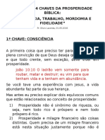 As 04 Chaves Da Prosperidade Bíblica