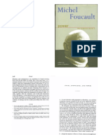 Foucault Space Knowledge Power