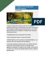 10 curiozități despre Parcul Nicolae Romanescu din Craiova.doc