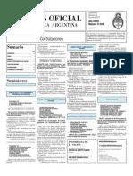 Boletin Oficial 30-06-10 - Tercera Seccion