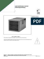 Air Conditioner for Electric Enclosure
