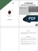 Manual de MXQ Box