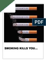 smoking kills you