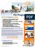 2015 Travel Agent School Training Career