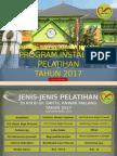 Program Instalasi Pelatihan 2017
