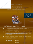 Factories Act(RR)