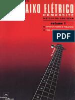 Baixo Eletrico Composite - Dan Dean