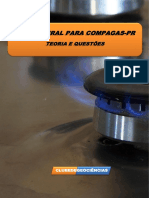 Gás Natural Para Compagas - Pr 2016
