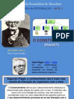 Teoria Construtivista Piaget