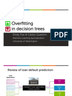 Decision Trees Overfitting Annotated