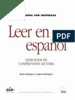 A2 - B1 Leer en EspaÑol - RodrÍguez M RodrÍguez