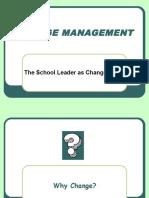 Max Change Management
