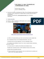1. Palavras Em Linha 6 - Compreensão Do Oral
