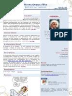 Boletin Nutricion en La Web Junio 2010