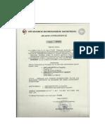 Δίπλωμα Ευρεσιτεχνίας Νο 1007830