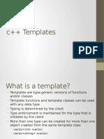 c++Templates