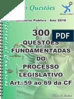 1717_do Processo Legislativo - Apostila Amostra