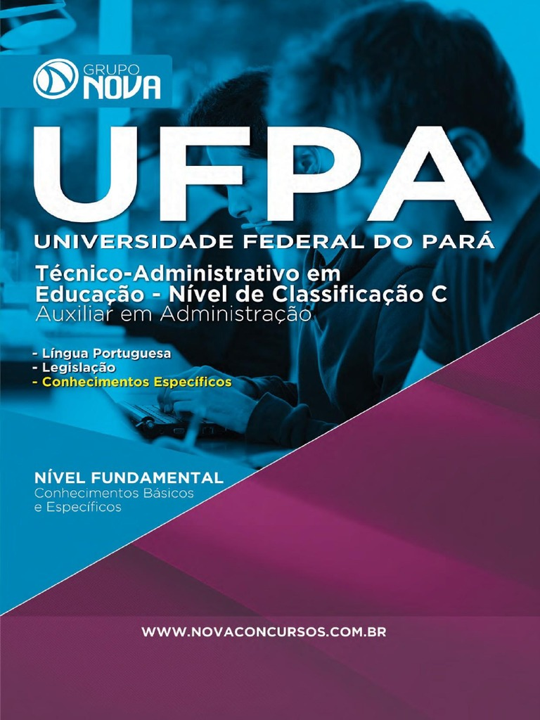 bb27053763c5e UFPA Auxiliar Em Administracao NOVA