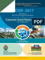 ISCSR - 2017 (E-Brochure)