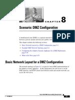 Setting Up a DMZ on Cisco ASA 5520