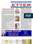 The Community Letter July 2010