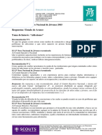 38 Estado de Avance Recomendaciones Foro Nacional 2015 V1 (1)