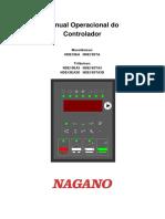 Manual Controlador Gerador Nagano
