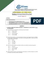 Gabarito Da AP1 de IDPP (2015.1)